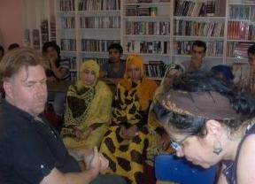 Concierto solidario por los refugiados del Sahara