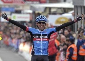 Martin sorprende en el último kilómetro a Purito y Valverde y se apunta la clásica de Lieja