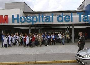 Uno de los hospitales afectados