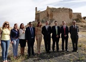 El Ayuntamiento de Carrión gestionará el yacimiento de Calatrava la Vieja