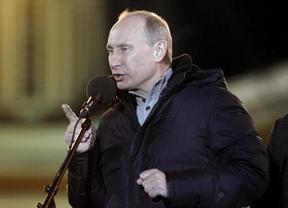 Putin asegura que han llegado a un acuerdo sobre Ucrania con un alto el fuego desde el domingo