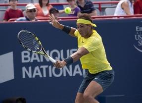 Nadal alcanza la semifinal de Montreal tras ganar a Matosevic (6-2 y 6-4)