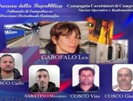 En Italia, mafia disolvió a una mujer en ácido