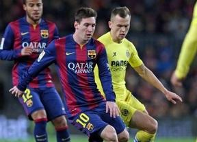 'Alea jacta' (casi) 'est': morbo y partidazos de vuelta de semifinales de la Copa del Rey en Villarreal y Barcelona