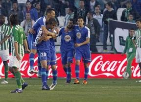 El empate con el Getafe evita que el Betis consiga su tercera victoria consecutiva (1-1)