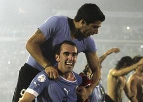Uruguay aplica la ley del mínimo esfuerzo para rematar a Jordania en la vuelta y meterse en el Mundial (0-0)