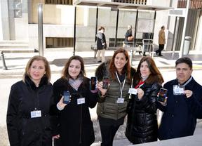 Una estudiante crea una aplicación móvil para consultar los autobuses urbanos de Ciudad Real