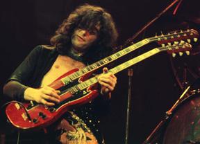 Jimmy Page cumple 70 años, lo celebramos con sus mejores 'riffs'