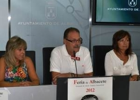 La 'chapa' del PSOE de Albacete