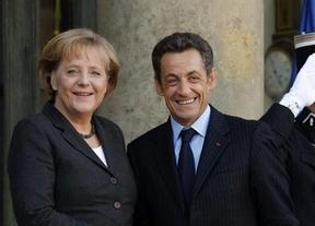 Europa tiembla más que respira: nueva cumbre en Berlín entre Sarkozy y Merkel