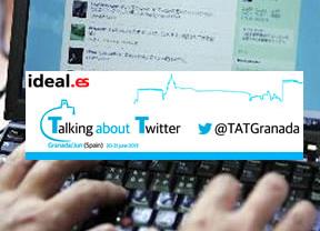 Éxito total del congreso 'Talking About Twitter' en Granada (#TATGranada)