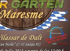 Vilassar de Dalt celebra la Gran Fiesta de la Cerveza