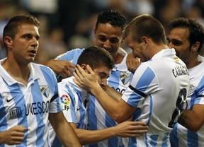 El 'Euromálaga' busca su última machada: acabar invicto en su grupo de la Liga de Campeones