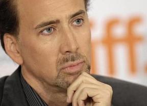 Nicolas Cage da el