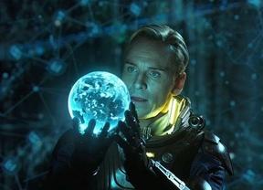 El maestro de la ciencia ficción, Ridley Scott, nos lleva de vuelta al espacio: 'Prometheus' aterriza en los cines