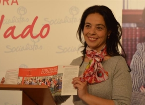 Pilar Zamora (PSOE), 300 medidas para Ciudad Real, 50 de ellas sugerencias ciudadanas