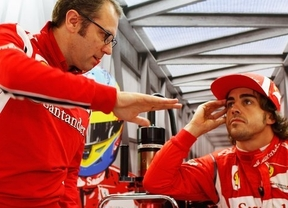 Ferrari entona, por fin, su 'mea culpa' por no haber dado a Fernando Alonso