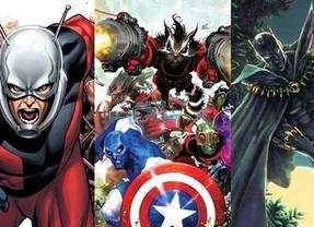 Marvel saca 'refuerzos' para aumentar su cartel de Super Héroes