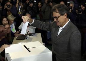El Tribunal Superior de Justicia de Cataluña pone a Artur Mas entre las cuerdas: ve indicios de desobediencia por el 9-N