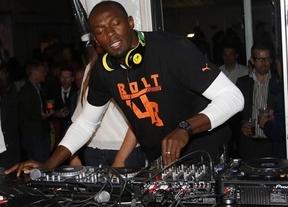 De la pista de atletismo a la pista de baile: DJ Bolt
