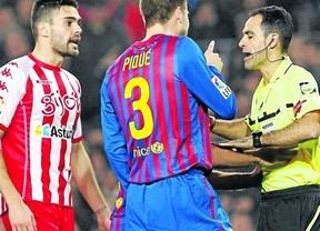 Más madera, es la guerra: el Barça decide recurrir la tarjeta roja a Piqué y su expulsión