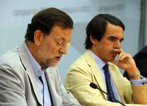 El 'dedo' de Aznar apuntó dos veces a Rato antes que a Rajoy