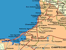 Iniciará este lunes en Campeche recorrido por todo el país, presidente electo del CEN, del PRI