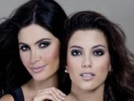 Chiquinquirá Delgado y sus dos hermosas hijas