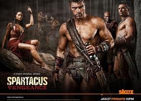 Esperando al nuevo Espartaco: llega otro trailer de la secuela 'Spartacus: Vengeance'