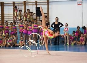 Guadalajara espera 1.500 gimnastas en el Campeonato de España de Gimnasia Rítmica