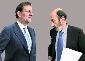 Rajoy y Rubalcaba sólo tendrán un 'cara a cara' el lunes 7 de noviembre