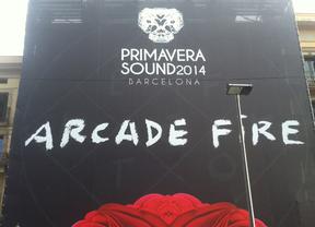 Arcade Fire presentarán 'Reflektor' en el Primavera Sound 2014