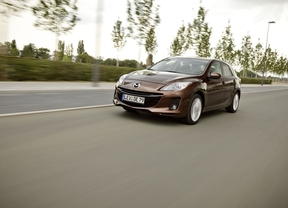 El Mazda3 celebra su décimo aniversario