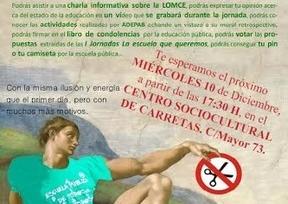 Albacete acoge una jornada por la escuela pública