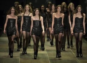 Saint Laurent sorprendió a todos en la Semana de la Moda de París