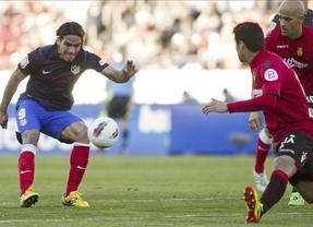 El Mallorca frena al Atlético del 'Cholo' Simeone (2-1)