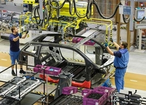 Planta de BMW en la ciudad alemana de Leipzig