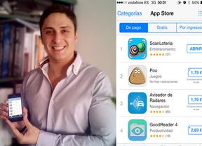 Un ingeniero de Ciudad Real, creador de la aplicación más vendida en App Store España
