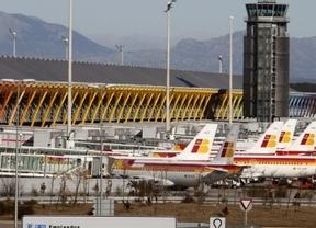 Un fallo informático en Barajas causa problemas en varios vuelos por toda España