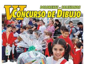 El concurso de dibujo Dolorense-Salesianos cumple seis ediciones