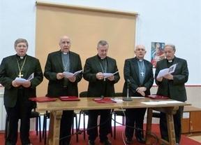 95 vicarios estudian en Toledo cómo pasar a 'una iglesia de puertas abiertas'