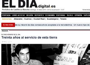 Otro periódico impreso que cierra: 'cerrojazo' de El Día y su televisión CNC