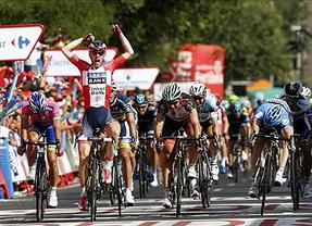 Morkov se impone en el sprint final para conquistar la sexta etapa de La Vuelta
