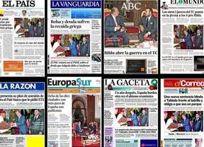 Cebrián 'pliega' El País a Rajoy para salvar al Grupo Prisa