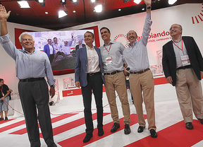 Pedro Sánchez presenta su programa
