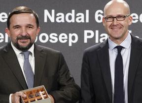 Sergio Vila-Sanjuán y su 'Estaba en el aire' ganan el Premio Nadal del Novela