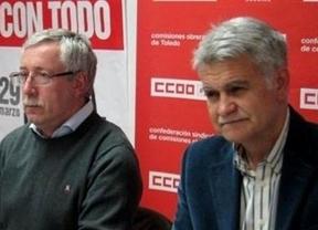 Toxo arropará a José Luis Gil en el Congreso regional de CCOO que abrirá su tercer mandato