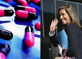 Los medicamentos 'Almax', ' Voltaren', 'Fortasec' y 'Mucosan' se quedan sin financiación pública