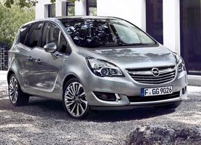 El Opel Meriva lidera la categoría de monovolúmenes pequeños en satisfacción al cliente
