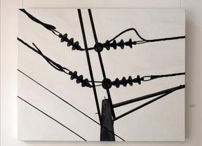 Los cables enmarañados de Bangkok se convierten en el eje central de una exposición artística